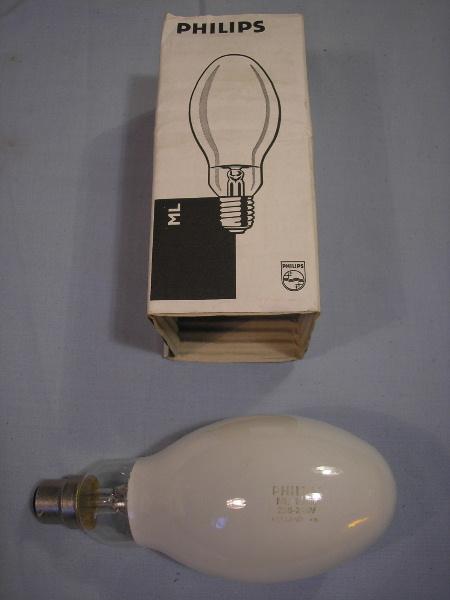 Mercury Blended Lamps