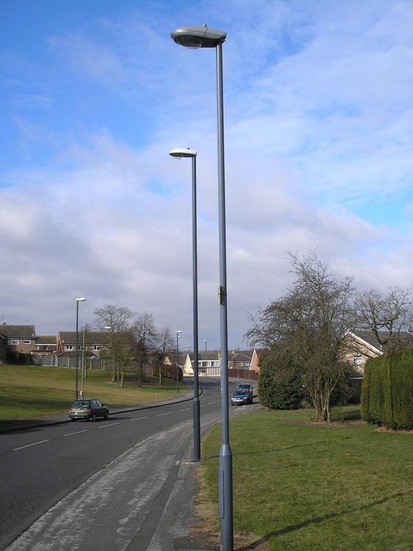 derby u0026 39 s street lighting pfi contract