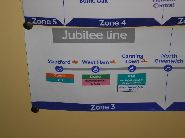 Jubilee Line Mid